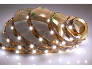 Immagine di STRISCIA LED BIANCHI  (1 metro/60 Led)