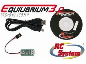 Immagine di RC System - Equilibriium 3 USB Kit