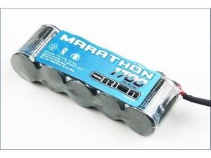 Immagine di Team Orion - Pacco Batteria Marathon 1700 ricevente Standard NiMH