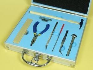 Immagine di Modelcraft - Cassetta di attrezzi per modellismo 12 Pz.
