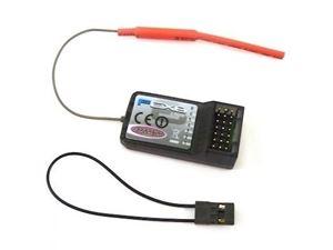 Immagine di Ricevente FCX6 2,4 Ghz Ricevente FCX6-FCX6 Pro 2,4G per auto scafi e eli 6 Canali eli