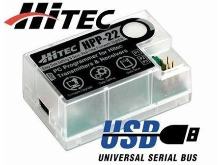 Immagine di Hitec - HPP-22 Programmatore per trasmettitori e ricevitori Hitec