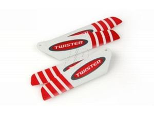 Immagine di MICRO TWISTER PRO ROTOR SET PALE (RED)
