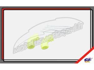 Immagine di GS racing - GOMITO X FILTRO ARIA 1/8 VERDE