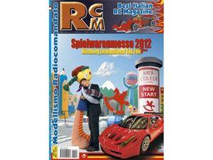 Immagine di Rivista di modellismo RCM Model N. 242 Marzo 2012