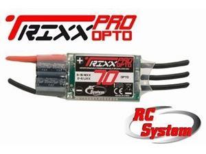 Immagine di RC System - Regolatore Trixx Pro 70Amp OPTO