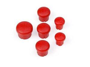 Immagine di Hudy - Tappi per manici colore Rosso
