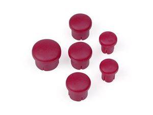 Immagine di Hudy - Tappi per manici colore Purple