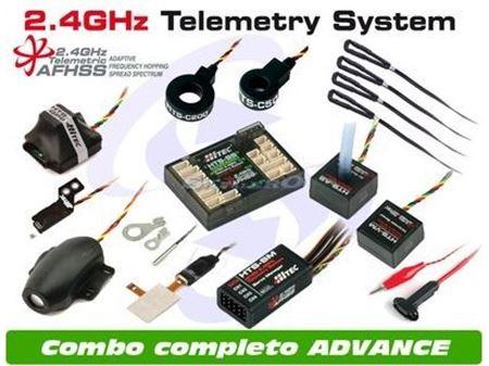 Immagine di Hitec - HTS-SS Advanced Full Combo Telemetria