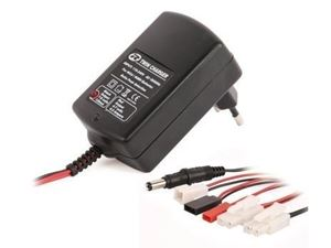 Immagine di Robitronic - Twin Charger 4-7 cells 0.9A & 7-8 cells 120mA