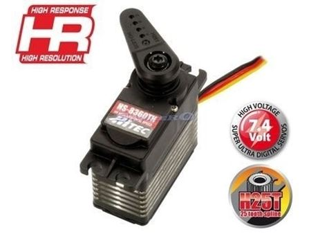Immagine di Hitec - HS-8360TH High Response Digital Premium