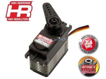 Immagine di Hitec - HS-8380TH High Response Digital Premium