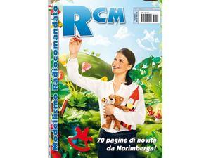 Immagine di Rivista di modellismo RCM Model N. 253 marzo 2013