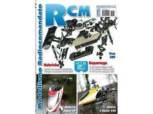 Immagine di Rivista di modellismo RCM Model N. 255 maggio 2013