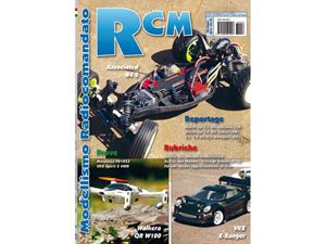 Immagine di Rivista di modellismo RCM Model N. 256 giugno 2013