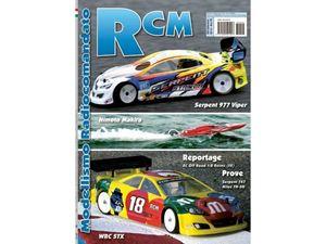 Immagine di Rivista di modellismo RCM Model N. 258 settembre 2013