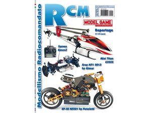 Immagine di Rivista di modellismo RCM Model N. 261 dicembre 2013