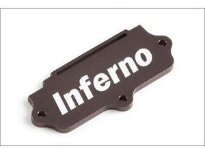 Immagine di Kyosho Ricambi - Piastra Interruttore in Alluminio chiusa IFW429