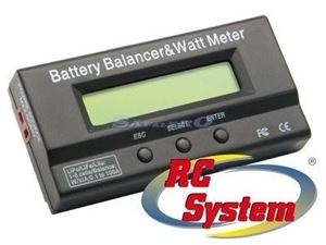 Immagine di RC System - Balancer-WattMeter