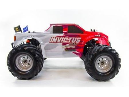 Immagine di Helion -  Invictus 1/10 Brushless 10MT 4 x 4 Monster Truck (RTR)