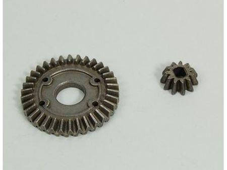 Immagine di Corona e Pignone Conici Differenziale 10-34