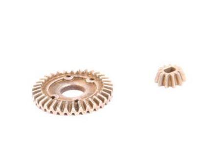 Immagine di Corona e Pignone Conici Differenziale 34-11