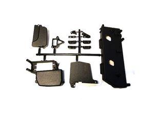 Immagine di Mugen Ricambi MBX7 ECO - Radio Box and Battery Tray