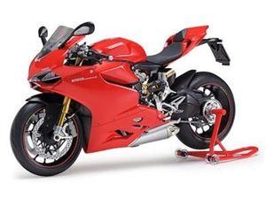 Immagine di Tamiya - Tamiya 14129 1/12 Ducati 1199 Panigale S