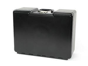 Immagine di Paruamodel - Cassetta porta attrezzi Polybutler con 8 cassetti (colore nero)