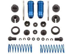 Immagine di Team Associated - FT Rear Aluminum Shock Kit Blue RC18T