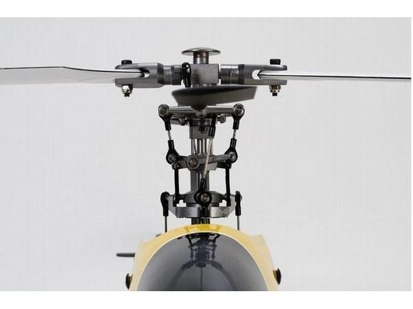 Elicottero 450 Usato : Rc system elicottero griffin rtf ghz mode a
