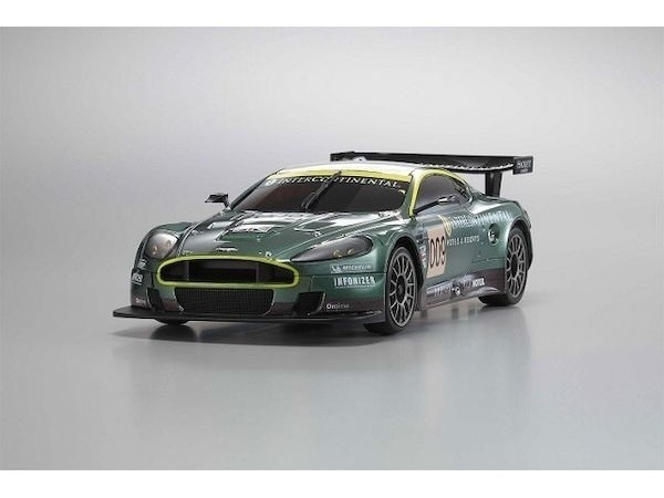 kyosho mini z aston martin racing dbr9 usato vetrina 30764l9. Black Bedroom Furniture Sets. Home Design Ideas