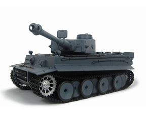 Immagine di Carro armato 1/16 German Tiger I plastica