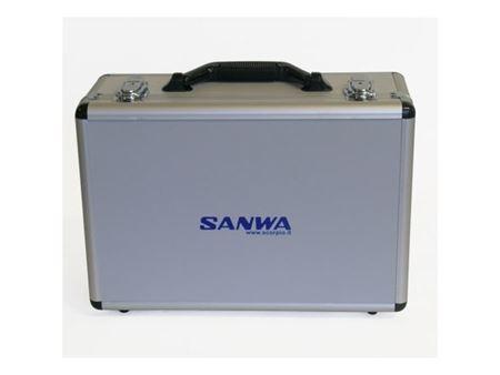 Immagine di SANWA-Valigetta Alluminio  TX DELUXE