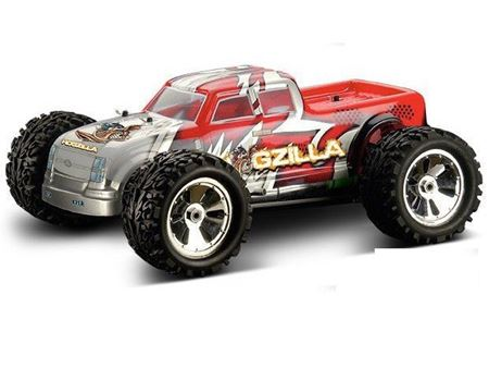 Immagine di Ansmann Racing - MonsterTruck HOGZILLA 1:8 GP KIT