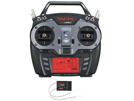Immagine di Tactic - Tactic Tactic TTX850 8-ch Computer SLT M2->M1 (Mode 2)