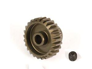 Immagine di Yeah Racing - Pignone in alluminio 7075 26 Denti Modulo 48 (MG-48026)