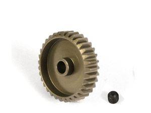 Immagine di Yeah Racing - Pignone in alluminio 7075 34 Denti Modulo 48 (MG-48034)