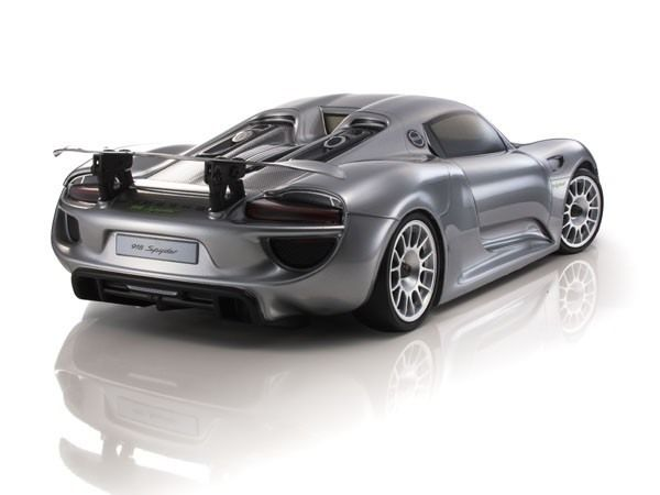 kyosho porsche 918 spyder 1 10 electric powered 4wd rally car fazer ve 30917t1. Black Bedroom Furniture Sets. Home Design Ideas