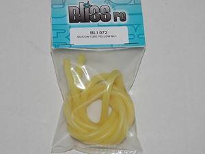 Immagine di BlissRC - Tubo Miscela in Silicone Giallo(1 Mt)