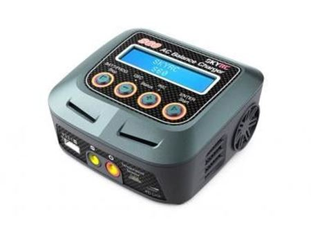 Skyrc Caricatore S60 Ac Lipo 2 4s 5a 60w Discharger 2a 10w