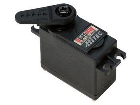 Immagine di Hitec - Servocomando D645MW 2 Cell Li-Po Compatibile (DC 3,5-8,4V)