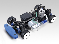 Immagine per la categoria Ricambi Thunder Tiger TS4-TS4N Plus Gold