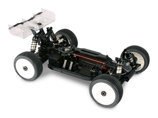 Hot Bodies- Automodello Buggy E817 1/8 Off-Road Electric Buggy Kit by HB  Racing