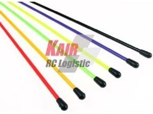 Immagine di Tubo antenna ass. 6 colori