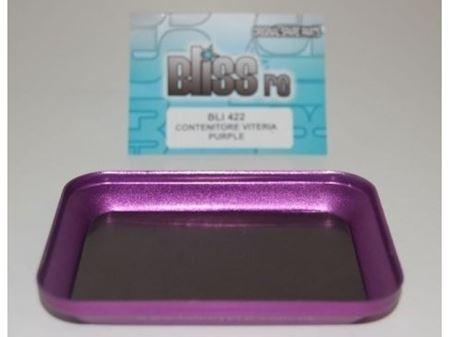 Immagine di Bliss rc - Contenitore Viti Purple