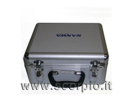Immagine di Valigetta Alluminio SANWA TX BASIC