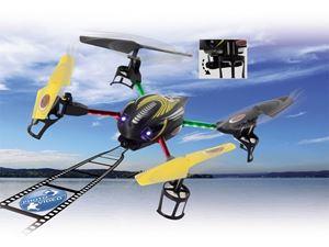 Immagine di Jamara - Q-drohne AHP+ Quadrocopter c.telecam+bus