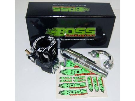 Immagine di Motore Boss Z3 off road Incluso Marmitta Boss Efra 2055