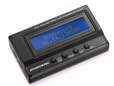 Immagine di HobbyWing - Multifunction LCD Program Box